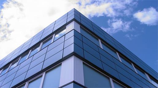 Фасадные металлокассеты как самый популярный вид облицовки